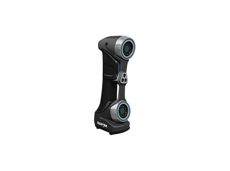 크레아폼휴대용 3D 스캐너: HANDYSCAN 3D