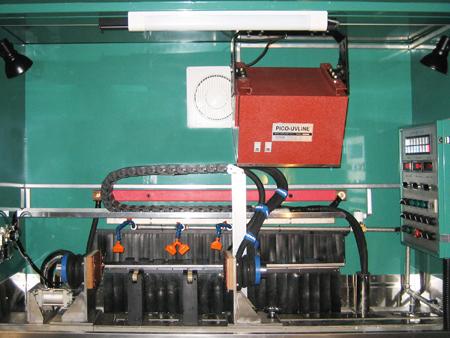표준형 자분 탐상기<Br>PICO-MAG SAF Series