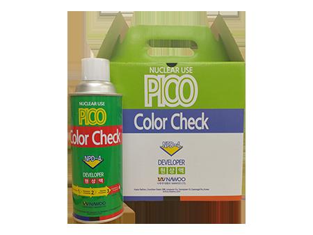 PICO 현상액 (용제제거성용)<br />PICO Color Check NPD-4
