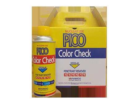 PICO 세척액 (용제제거성용)<br />PICO Color Check NPR 1-3