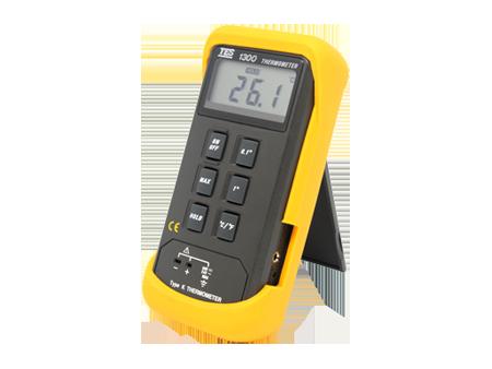 디지털 표면 온도계<br />TES-1300