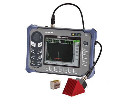 Ultrasonic Flaw Detector<br />EPOCH 600