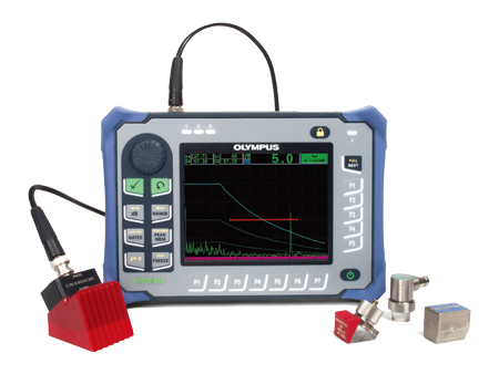Ultrasonic Flaw Detector<br />EPOCH 650