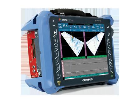 Ultrasonic Flaw Detector<Br>OmniScan MX2