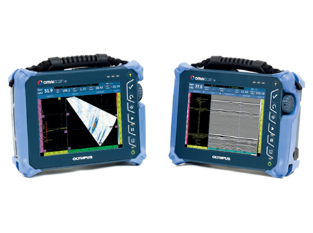 Ultrasonic Flaw DetectorOmniScan SX
