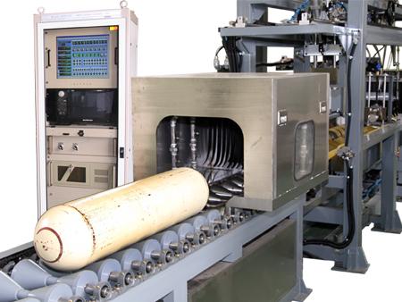 고압가스용 초음파탐상시스템