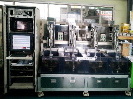 베어링 초음파탐상 시스템