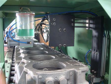 엔진 블록 구상화율 측정