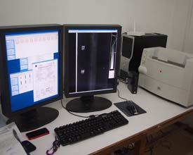 방사선투과 필름 스캔 장비