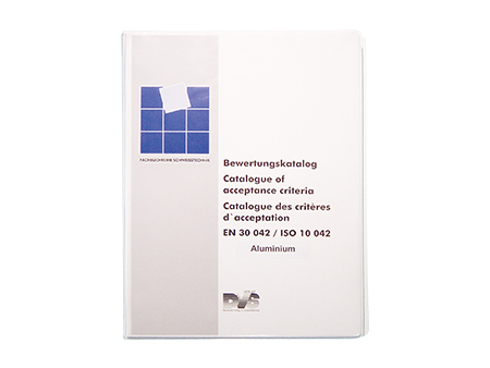 DVS Reference Radiograph Catalog